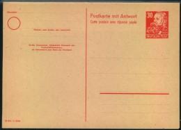 30 Pfg. Engels Doppelkarte Ungebraucht (P 39) - [6] Democratic Republic