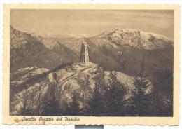 SACELLO OSSARIO DEL PASUBIO VIAGGIATA FG - Vicenza