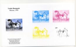 Philaposte Louise Bourgeois - Documents De La Poste
