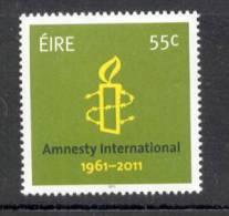 4.- IRELAND IRLANDE 2011.  AMNESTY INTERNATIONAL. - Irlanda