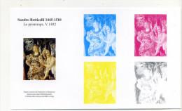 Philaposte Sandro Botticelli - Documents De La Poste