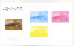 Philaposte William Turner - Documents De La Poste