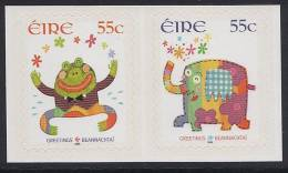 IRLANDE 2008 - Timbres Félicitations // Greetings Stamps - 2v Neuf // Mnh - Nuovi