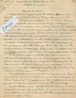 VP3593 - Tabac -  Note De Renseignements à L´intention De Mr GREEN De LIVERPOOL - Mr SCHOESING à PARIS - Documents