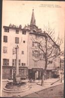 83 - DRAGUIGNAN - Fontaine, Place Du Marché - Draguignan