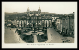 BRAGA - HOSPITAIS - Hospital  De S. Marcos (Ed. DULIA Nº 848)  Carte Postale - Braga