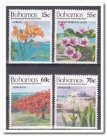 Bahamas 1993, Postfris MNH, Flowers, Trees - Bahama's (1973-...)