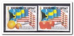 Bahamas 1993, Postfris MNH, Fruit, Flag - Bahama's (1973-...)
