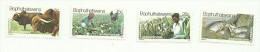 Afrique Du Sud Bophutatswana N°51 à 54 Neufs** Cote 4 Euros - Bofutatsuana