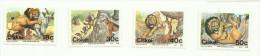 Afrique Du Sud Ciskei N°115 à 118 Et 158 à 161 Neufs** Cote 3.40 Euros - Ciskei