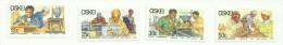 Afrique Du Sud Ciskei N°79 à 82 Neufs** Cote 1.80 Euros - Ciskei