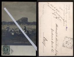 ABBASANTA (ORISTANO) O ARITZO (NUORO) 1908 - NURAGHE E PASTORI SARDI - Oristano