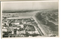 South Africa: Muizenburg General View With Beach Photo Card C. 1930 - Zuid-Afrika