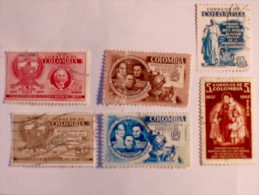 COLOMBIE - COLOMBIA  1957    LOT# 22 - Colombie