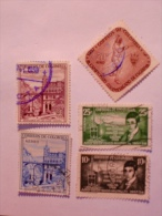 COLOMBIE - COLOMBIA  1957-8    LOT# 23 - Colombie