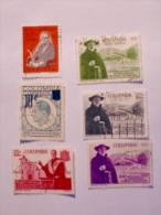 COLOMBIE - COLOMBIA  1958-9    LOT# 25 - Colombie