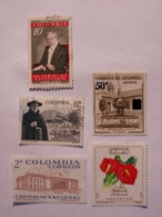 COLOMBIE - COLOMBIA  1958-60    LOT# 26 - Colombie