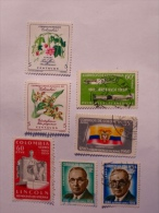 COLOMBIE - COLOMBIA  1959-60    LOT# 27 - Colombie