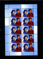 AUSTRALIA - 1999  QUEEN'S BIRTHDAY SHEETLET  MINT NH - Blocchi & Foglietti