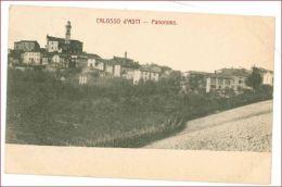 M3594 PIEMONTE CALOSSO D'ASTI 1908 VIAGGIATA - Italia