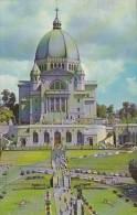Canada Saint Joseph Oratory Montreal Quebec 1972