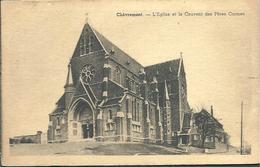 ! - Belgique - Chèvremont (Chaudfontaine) - L'Eglise Et Le Couvent Des Pères Carmes - Clavier