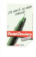 3 - PENTELPENSIERO ROMANTICO , 5.000 LIRE SCADENZA 30.6.93 USATA - Italia
