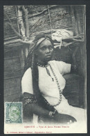 CPA - Afrique - DJIBOUTI - Type De Jeune Femme Somalis - Ed. Arabiantz // - Djibouti