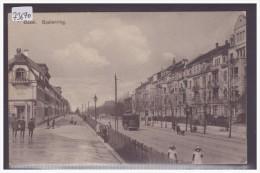 BASEL - SPALENRING - TRAMWAY - TB - BS Bâle-Ville