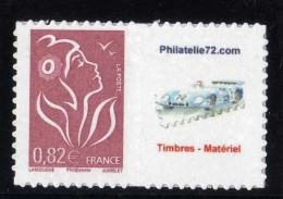 0,82 LAMOUCHE YVERT N° 3802Bb LOGO PRIVE COTE 15 EUROS SUR MAURY 2015 LUXE - France