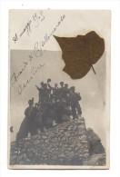 RICORDO DI CASTELLONORATO  2    CARTOLINA FOTOGRAFICA   1909     FORMIA   LATINA - Latina