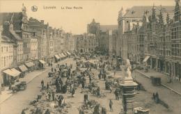 BELGIQUE LOUVAIN / Le Vieux Marché / - België