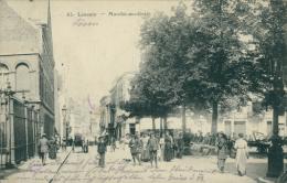 BELGIQUE LOUVAIN / Marché-au-Grain / - België