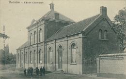 BELGIQUE MACHELEN / L'Ecole Communale / - Machelen