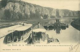 BELGIQUE MARCHE LES DAMES / Le Barrage De Beez Et Les Rochers De Marche-les-Dames / - Belgique