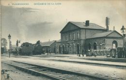 BELGIQUE MARIEMBOURG / Intérieur De La Gare / - Belgique