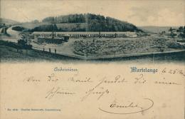 BELGIQUE MARTELANGE / Ardoisières / - Martelange