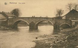 BELGIQUE MARTELANGE / Pont Romain / - Martelange