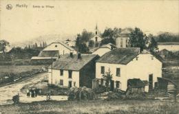 BELGIQUE MARTILLY / Entrée Du Village / - België