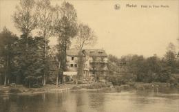BELGIQUE MARTUE / Hôtel Du Vieux Moulin / - Belgique
