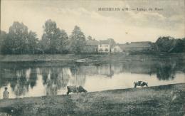BELGIQUE MECHELEN SUR MAAS / Langs De Maas / - Belgique