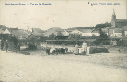 BELGIQUE MEIX DEVANT VIRTON / Vue Sur La Chavette / - Belgique