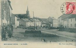 BELGIQUE MEIX DEVANT VIRTON / La Place / - Belgique