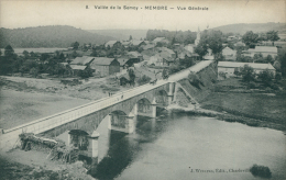 BELGIQUE MEMBRE SUR SEMOIS / Vallée De La Semoy, Vue Générale / - Belgique