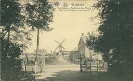 BELGIQUE MEULEBEKE / Allée Du Château Vue Du Moulin / - Meulebeke