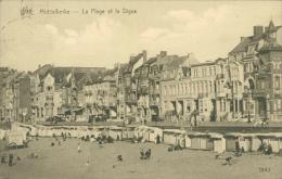 BELGIQUE MIDDELKERKE / La Plage Et La Digue / - Middelkerke