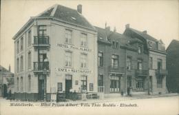 BELGIQUE MIDDELKERKE / Hôtel Prince Albert, Villa Théo Scaldis / - Middelkerke