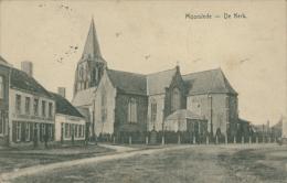 BELGIQUE MOORSLEDE / De Kerk / - Moorslede