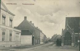 BELGIQUE MOORSLEDE / Rousselaerestraat / - Moorslede