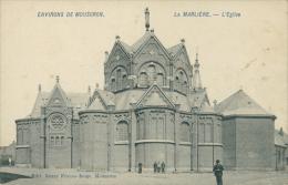 BELGIQUE MOUSCRON / La Marlière, L'Eglise / - Mouscron - Moeskroen